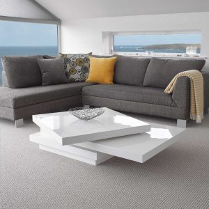 Wool Tufted